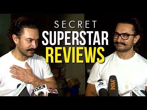 Aamir Khan REACTS On Secret Superstar Movie Review