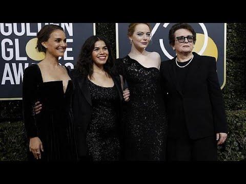 Στα μαύρα οι αστέρες του Χόλιγουντ στις Χρυσές Σφαίρες