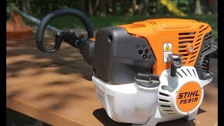5. #214 Do You Need A Professional Series Trimmer For Your Property? Stihl FS 91 R