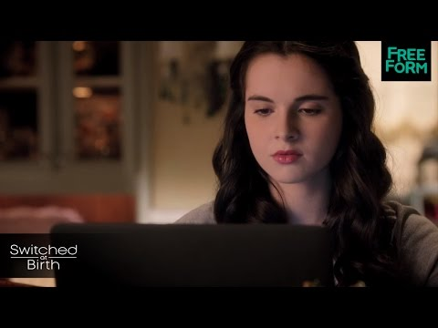 Switched at Birth 3.18 (Clip 'Research')