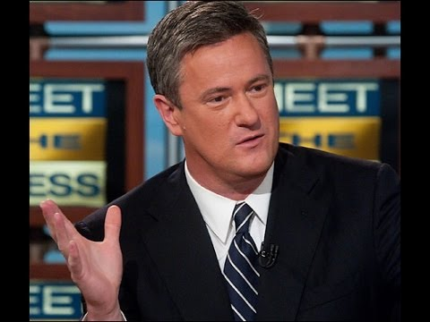 Joe Scarborough: Healthcare Isn't A Moral Issue
