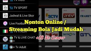 Nonton Trik Nonton Tv Apps Gratis   Online Live Streaming Pakai Hp Android Film Subtitle Indonesia Streaming Movie Download