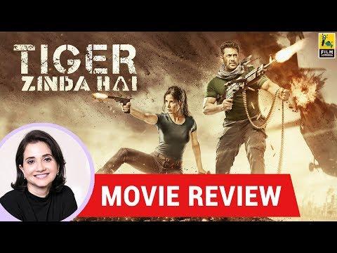 Anupama Chopra's Movie Review of Tiger Zinda Hai