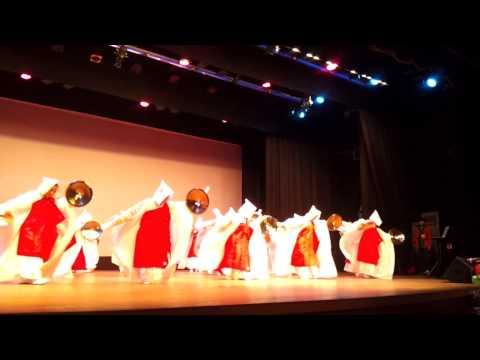 2013학년 수료식 - 불교무용(영남바라춤)