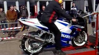 10. Suzuki Gsx-R on top speed