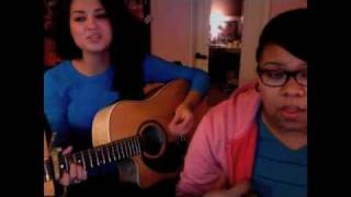 Grenade - Bruno Mars (Beatbox Cover) Tori Kelly & AngieGirl