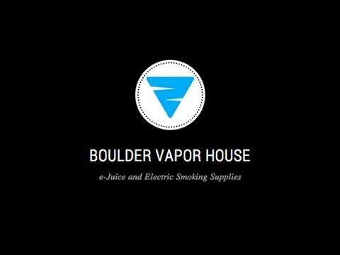 Boulder Vapor House – e-Juice and Electronic Vape Supplies