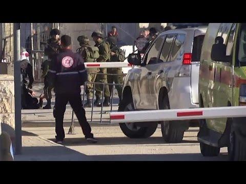 Ισραηλινοί στρατιώτες πυροβόλησαν Παλαιστίνια κοντά σε φυλάκιο – Φέρεται να επιτέθηκε με μαχαίρι…