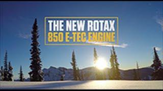 8. 2017 Ski-Doo : Rotax 850 E-TEC Engine