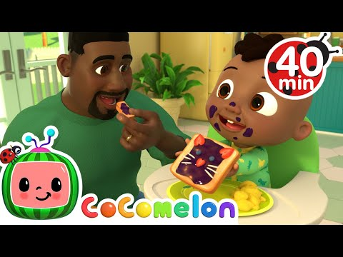 This Is The Way Song (Cody Edition)  + More Nursery Rhymes & Kids Songs – CoComelon