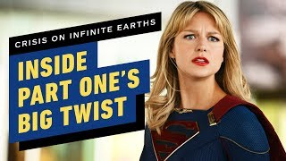 Crisis on Infinite Earths: Inside the Big Death in Part 1 by IGN