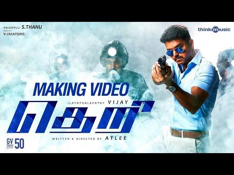 Theri Official Making Video - Vijay, Samantha, Amy Jackson and Atlee