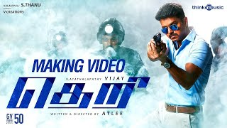 Theri Making Video 1