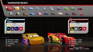 Video Cars 3: Driven to Win (PS4) - Multiplayer Champion Race Cup (Lightning McQueen & Cruz Ramirez) MP3, 3GP, MP4, WEBM, AVI, FLV April 2018