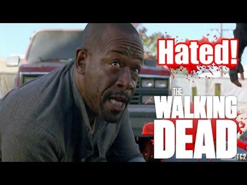 The Walking Dead - Lennie James Hated Filming Season 7!