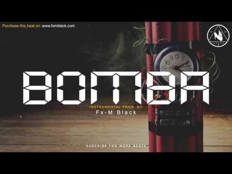 """BASE DE RAP DOBLE TEMPO - """"BOMBA"""" - RAP BEAT HIP HOP INSTRUMENTAL FREESTYLE (Prod. Fx-M Black)"""