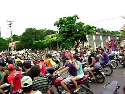 Passeata dos Motoqueiros 2009 em Piripiri