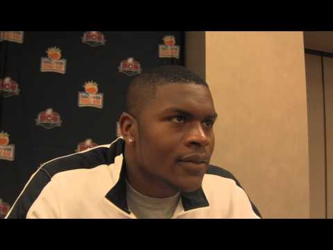Stephone Anthony Interview 12/31/2013 video.