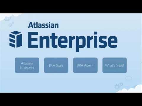 Atlassian Enterprise – JIRA Webinar – February 2013