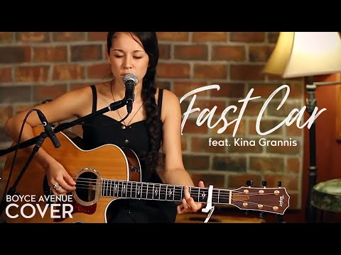 Tracy Chapman - Fast Car (Boyce Avenue feat. Kina Grannis acoustic cover) on iTunes & Spotify Video