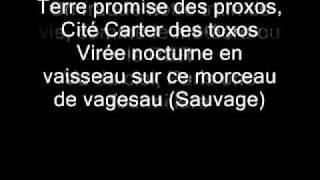 Rohff - Paris (Lyrics)