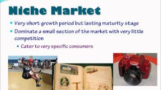 This video takes a look at the unconventional products out there in the market. It explains the life cycles of such fads, trends, niche products, and seasonal ...