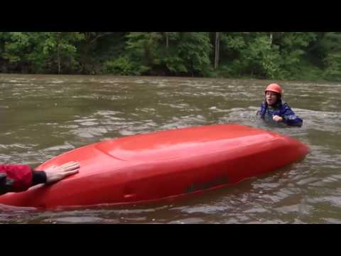 6 Around Town: Extreme Kayaking
