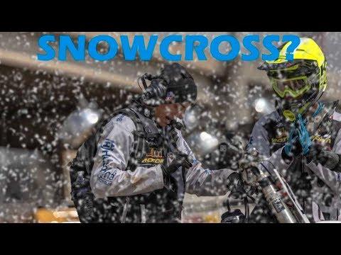 SNOW at Colorado Supercross! // JMC RACING