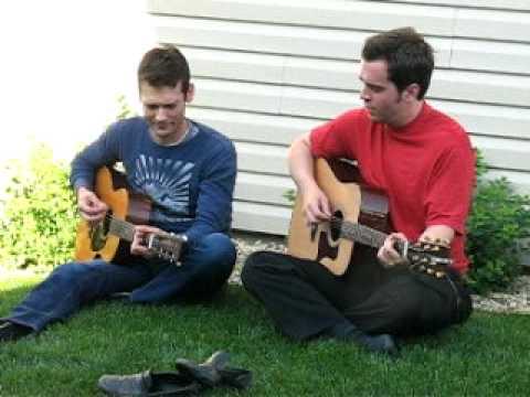 Jon Manning & Cory Vanderjagt sing 'Wallflower