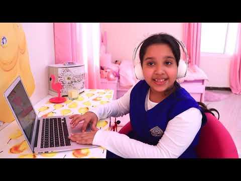 شفا ما سمعت كلام دكتور الأسنان !! Shfa doesn't listen to dentist doctor