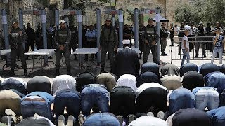 Israel has reopened the holiest site in Jerusalem, known to Muslims as the Noble Sanctuary and to Jews as the Temple Mount, on ...