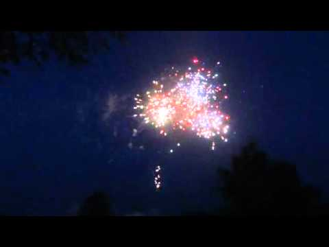 search result youtube video best backyard fireworks