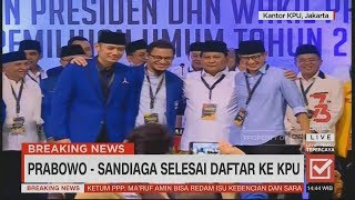 Video Resmi Daftar Pilpres, Prabowo: Kami Ingin Berkuasa atas Izin Rakyat MP3, 3GP, MP4, WEBM, AVI, FLV Agustus 2018