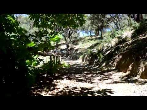 El bello sendero de Bentomí, una joya de Pujerra