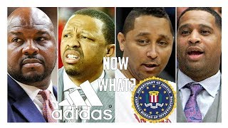 Video What The NCAA FBI Investigation Means For Adidas MP3, 3GP, MP4, WEBM, AVI, FLV Oktober 2017