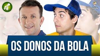 Rap de Improviso no programa Os Donos da Bola - Fabio Brazza