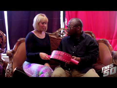 Mellanie Monroe Wants Jack Thriller To Beat Her Pie Hole (видео)