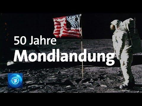 50 Jahre Mondlandung: Die Zukunft der Raumfahrt