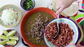 Ragoût de bœuf à la mexicaine
