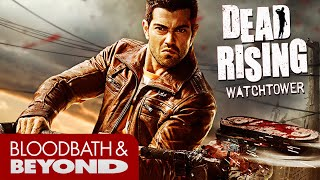 Dead Rising  Watchtower  2015    Horror Movie Review