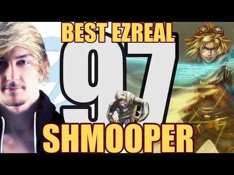 Siv HD - Best Moments #97 - BEST EZREAL SHMOOPER