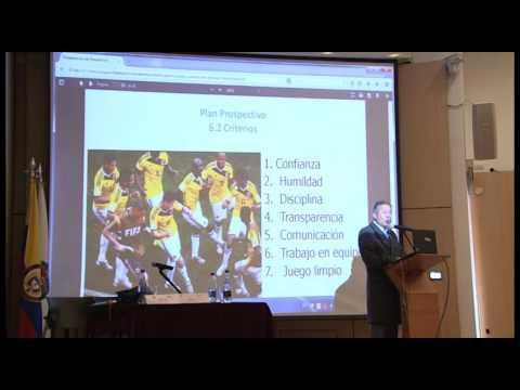Sesión 3. La formación del ciudadano colombiano dentro de un mundo globalizado.   ''.