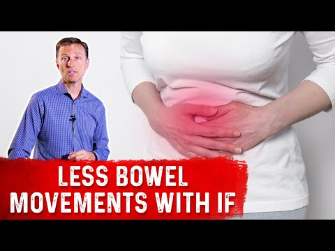 Less Bowel Movements with Intermittent Fasting?
