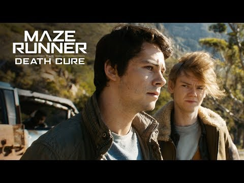 Maze Runner: The Death Cure   Three Epic Stories   20th Century FOX