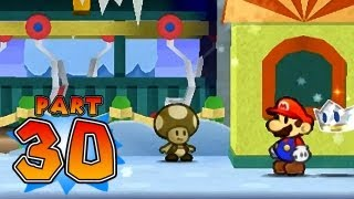 This is my playthrough/walkthrough of Paper Mario Sticker Star for the Nintendo 3DS, in this part we travel to Shaved Ice Cave & Whiteout Valley and beat the...