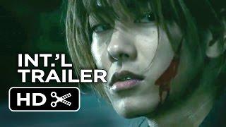 Nonton Rurouni Kenshin  Kyoto Inferno Uk Trailer 1  2014    Japanese Live Action Movie Hd Film Subtitle Indonesia Streaming Movie Download