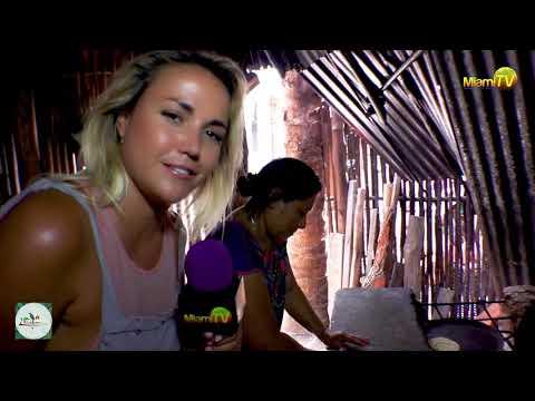 Miami TV Jenny Scordamaglia In Xibal Bar # 01 Tulum Mx