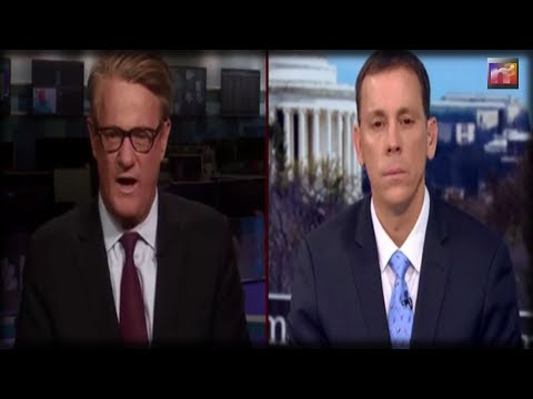 Joe Scarborough Goes Red Faced Accusing House Intel Of Lying And Then The Truth Hits Him In The Face (видео)
