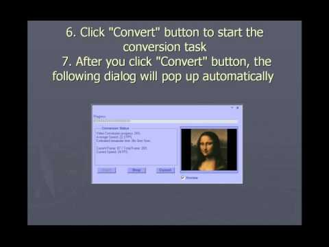 How to Convert avi to dvd with the best avi to dvd converter