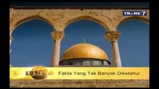 Fakta - fakta tentang masjid Al Aqsa yang harus di ketahui umat muslim.Simak Videonya...JANGAN LUPA!!!! LIKE, SHARE & SUBSCRIBE~TERIMA KASIH SUDAH MENONTON~